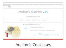 auditoria cookies